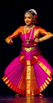 Sharmila Rao in Ganesha Vandanam, photo by J. Oehy
