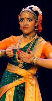 "Sharmila Rao in ""Pogadirelo Ranga"", Purandara Dasa Pada"