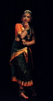 "Sharmila Rao in Javali ""Paripovalera"", photo by G. Chithambaram"