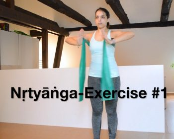 Nrtyanga-Exercise 1